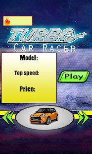 Turbo Car Racer - náhled