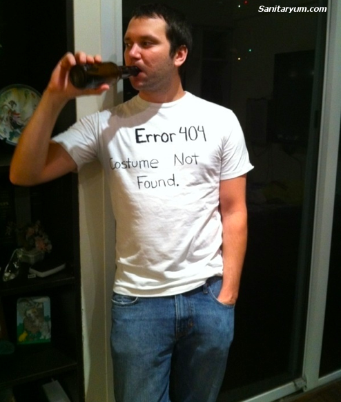 geek halloween costume