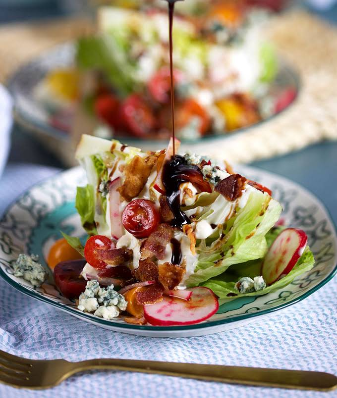 10 Best Iceberg Wedge Salad Dressing Recipes