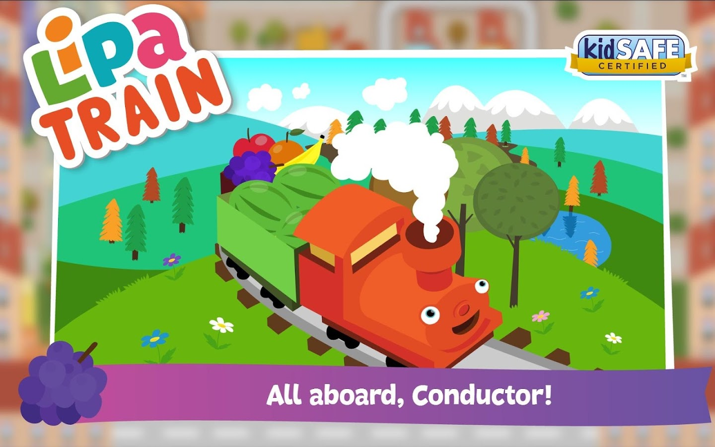 Lipa Train- screenshot