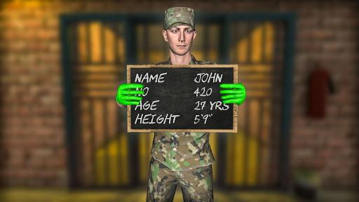 US Army Commando Prison Escape screenshot 6