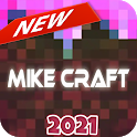 Mike Craft 3D: New Crafting 2021 Game icon