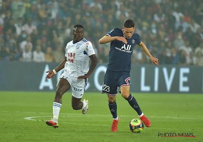 """PSG-middenvelder stelt zich heel respectvol op: """"Brugge heeft een goed voetballende ploeg"""""""