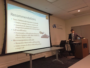 Photo: Paul Kim's PhD Defense on 05/20/2015