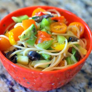 Cali Spaghetti Salad