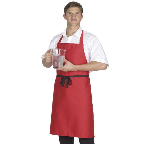 Denny's Bib Aprons without Pockets