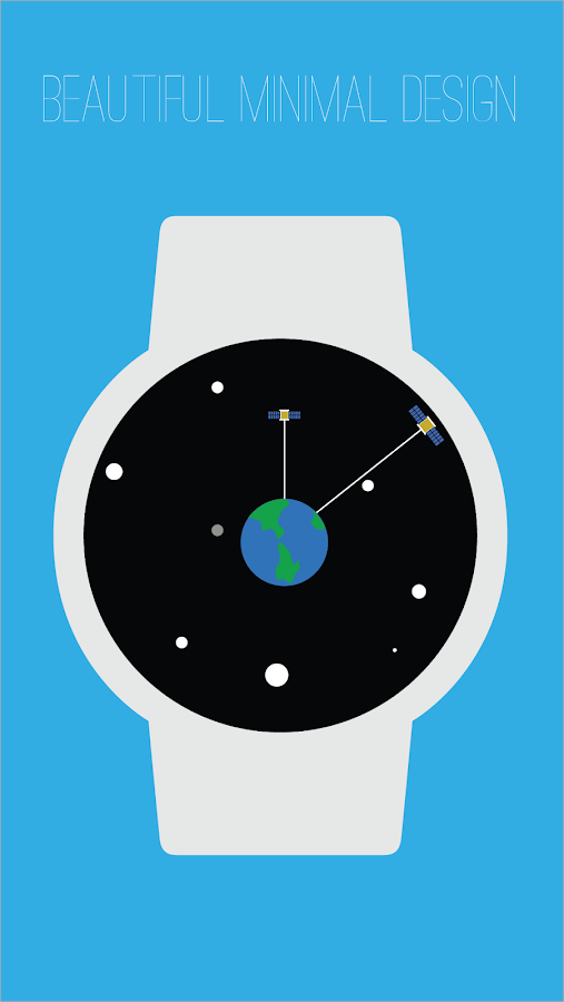 Orbit - Watch Face- screenshot