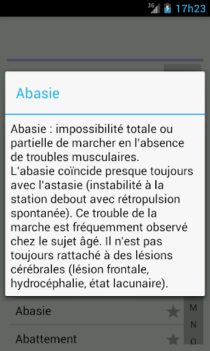 Dictionnaire Mu00e9dical Apk apps 8