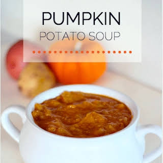 Pumpkin Potato Soup.