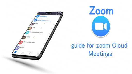 tips for zoom Cloud Meetings screenshot 1