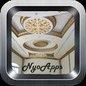 Gypsum home design icon