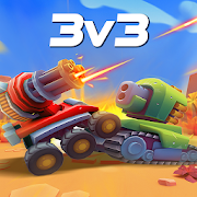 Tanks a lot! - Realtime Multiplayer Battle Arena (Unreleased) icon