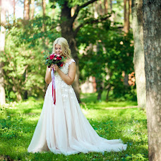 Wedding photographer Vera Scherbakova (verusha). Photo of 01.08.2018