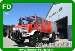 Mercedes Unimog 1300 Doka, Doppelkabine photo 2