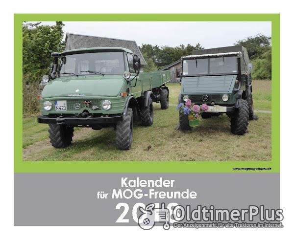 Kalender für Mogfreunde Foto 1