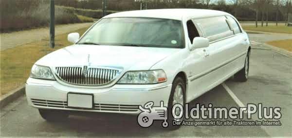Ford Lincoln Ton Car Stretch-Limousine Foto 1