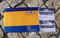 Literatur Betriebsanleitung Peugeot 504 Coupé / Cabriolet 1980