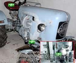 Eicher ED ED1 ED2 ED3 Traktor Motor Ölfilterumbausatz Ölfilter Adapter Umbausatz ED16 ED16II ED20 EKL15 ED13 ED26 ED30 ED33  ED40 ED50 ED110 ED115 ED210 ED215 ED310 ED500 Spaltfilter Siebfilter Foto 5