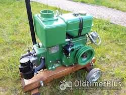 Motorenwerk Cunewalder 1H65 Stationärmotor Wasserverdampfer Foto 3