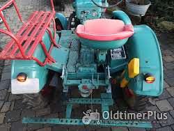 Hanomag R 12 KB Speichenräder, Tüv, Anlasser, läuft schön! foto 2
