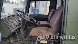 Mercedes Unimog U 1600 Foto 4