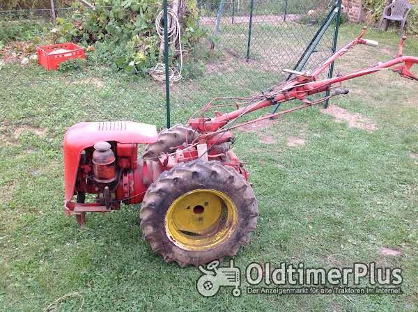 Bungartz Einachser 8 PS Diesel Foto 1