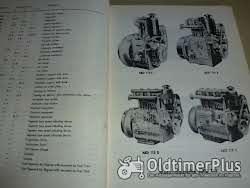 Ersatzteilliste MWM AKD112 E,Z,Du.V. Ausgabe 1 Foto 2