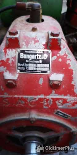 Bungartz Einachser Schlepper Foto 7