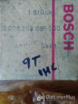IHC Ritzel anlasser OM636 mercedes unimog bendix Foto 3