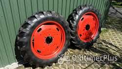 FENDT-Räder mit Bereifung Schlepperräder / Traktorräder FENDT