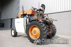 Fiat Universal 600 High Clearance (copy Fiat tractor) Foto 8