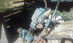 Jauchefass mit Pumpe und Rohre Foto 3