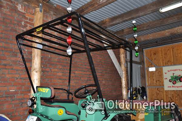 Fendt GT Serie Dachgestell für Fendt GT Serie Foto 1