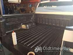 Universal Herculiner Beschichtung Nutzfahrzeuge Traktoren Oldtimer Landtechnik schwarz 3,69 Liter   Einzeldose Foto 4