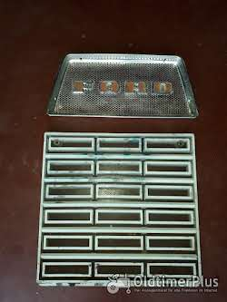 Ford 9600, 9000, County 1454 grill set