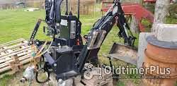 Bagger für Traktor Foto 2