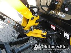 JCB 8026 Minibagger Vorführmaschine mit Powertilt Foto 7