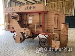 Ködel & Böhm Dreschmaschine Foto 6