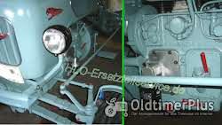 Eicher Motor EDK EDK2 EDK3 EDK1 Ölfilter Adapter Umbausatz Ölfilterumbausatz Foto 2