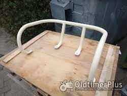 Sitzbügel Beifahrersitz für Verschiedene Hanomag Schlepper der R Reihe Sitzbügel, Beifahrersitz