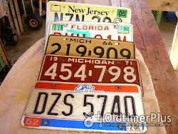 Sonstige USA Nummernschilder