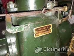 Lister Dursley England Standmotor Junior B16 Foto 6
