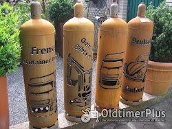 Feuerstellen für Oldtimer Freunde Foto 7