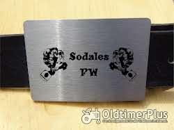 Gürtelschnalle aus 3 mm starkem Edelstahl mit Wunschgravur Foto 7
