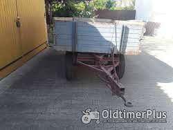Notnagel Anhänger 3,2 Tonnen