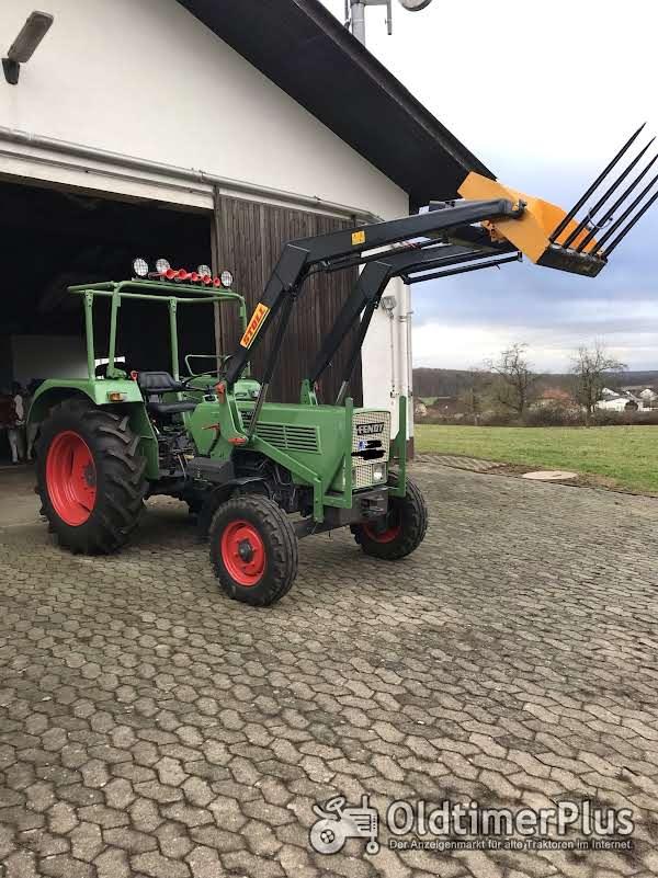 Fendt Farmer 104S Turbomatik Frontlader Foto 1