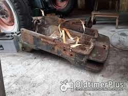 Deutz vooras drager D 7206 Foto 2
