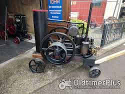 Standmotor Hersteller Ferroagricola Landwirtschaftliche Maschinenfabrik Hermannstadt Ferroagricola Standmotor