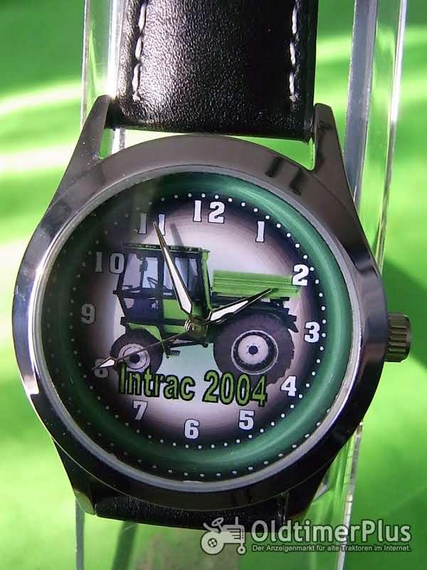 Deutz Intrac 2004 Armbanduhr Foto 1