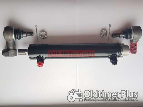 Calzoni Rcd. Ognibene Lenkzylinder MB Trac 1300 Lenkzylinder MB Trac 1300, 1400, 1500, 1600, 1800 WF Trac A4424600292 Foto 1